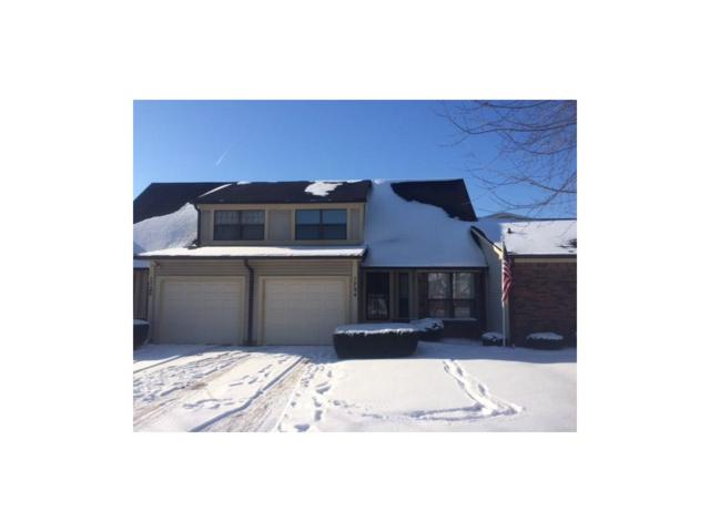 1724 N Queensbridge Drive, Indianapolis, IN 46219 (MLS #21540976) :: The ORR Home Selling Team