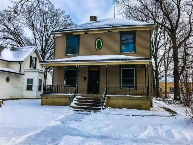 2355 Stuart Street, Indianapolis, IN 46218 (MLS #21540980) :: The ORR Home Selling Team