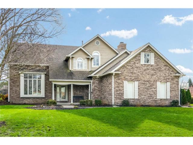 6973 Sun River Drive, Fishers, IN 46038 (MLS #21541064) :: Heard Real Estate Team