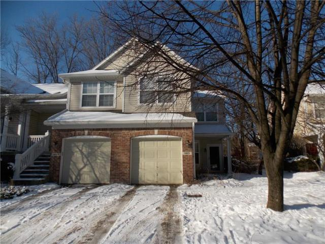 1021 Longwell Place, Indianapolis, IN 46240 (MLS #21541081) :: Indy Scene Real Estate Team