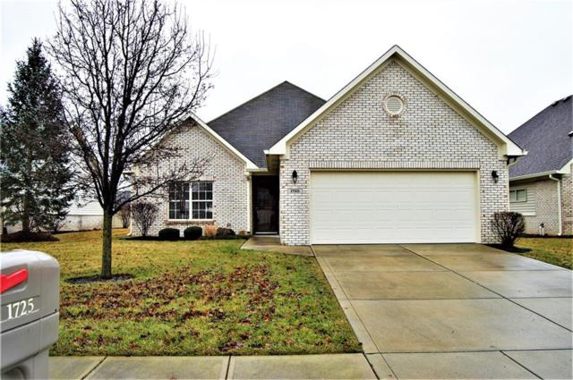 1725 Stonewall Circle, Greenfield, IN 46140 (MLS #21541115) :: The ORR Home Selling Team