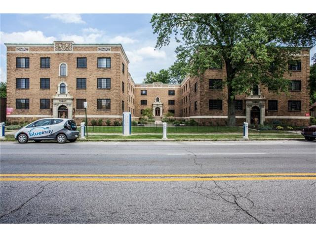 5347 N College Avenue #103, Indianapolis, IN 46220 (MLS #21541117) :: Indy Scene Real Estate Team