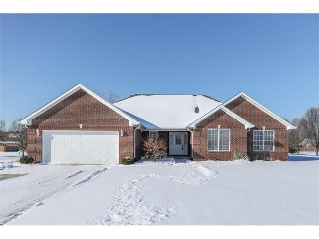 8100 Jesse Court, Mooresville, IN 46158 (MLS #21541131) :: Heard Real Estate Team
