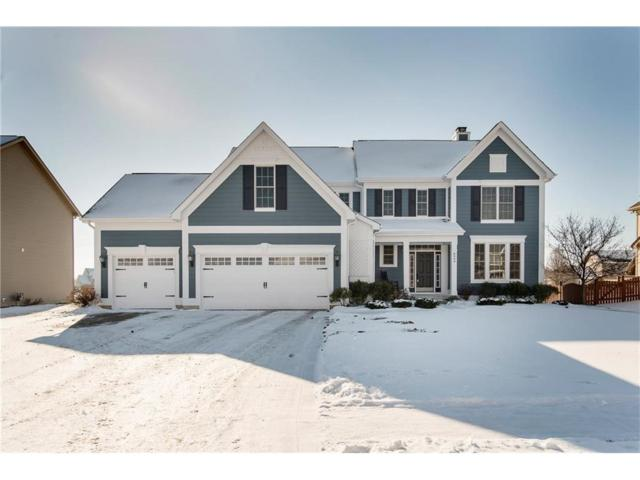 8999 Hearthstone Drive, Zionsville, IN 46077 (MLS #21541133) :: Heard Real Estate Team