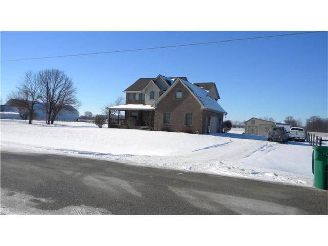 9394 N County Road 225, Pittsboro, IN 46167 (MLS #21541144) :: Heard Real Estate Team