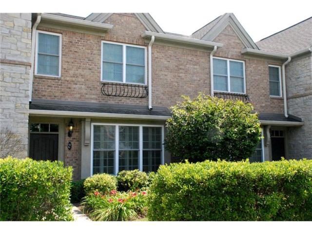 6695 Beekman Place C, Zionsville, IN 46077 (MLS #21541169) :: Heard Real Estate Team
