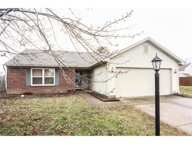 18442 Harvest Meadows Drive W, Westfield, IN 46074 (MLS #21541198) :: Heard Real Estate Team