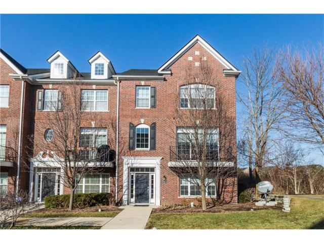 11723 Chant Lane #8, Zionsville, IN 46077 (MLS #21541212) :: The Evelo Team
