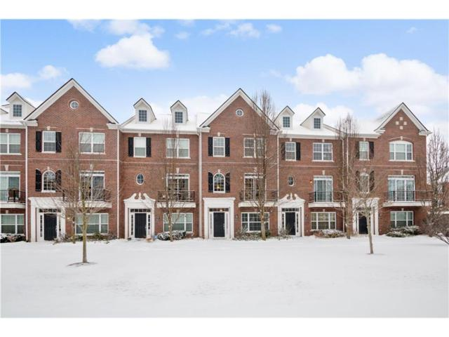 11705 Chant Lane #3, Zionsville, IN 46077 (MLS #21541234) :: The Evelo Team