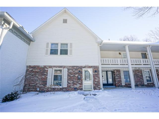 9126 Waymen Drive #25, Indianapolis, IN 46268 (MLS #21541252) :: The Evelo Team