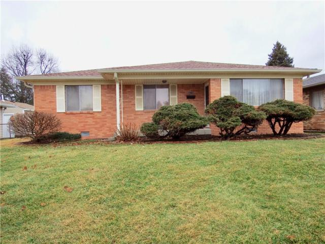 422 Beechwood Drive, Beech Grove, IN 46107 (MLS #21541352) :: Heard Real Estate Team