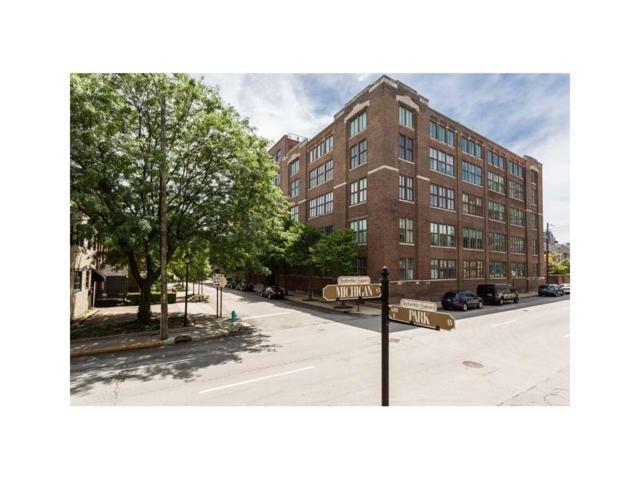 430 N Park Avenue #512, Indianapolis, IN 46202 (MLS #21541384) :: The Evelo Team