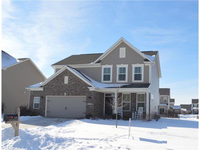 5040 Charmaine Lane, Plainfield, IN 46168 (MLS #21541486) :: Heard Real Estate Team