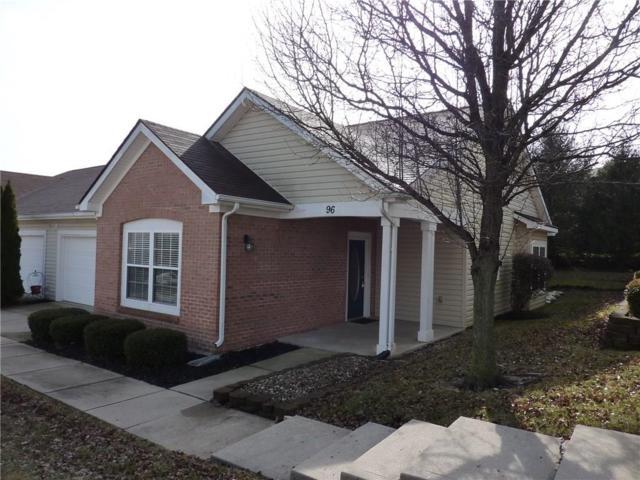 96 Autumn Glen Drive, Greencastle, IN 46135 (MLS #21541525) :: The ORR Home Selling Team