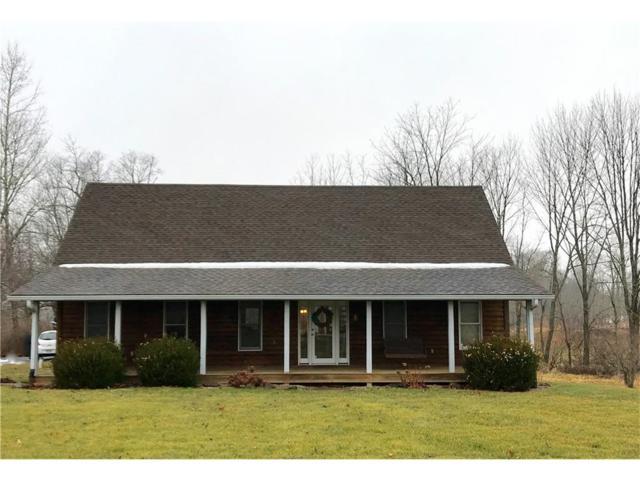 8764 N Pennington Road, Mooresville, IN 46158 (MLS #21541558) :: Heard Real Estate Team