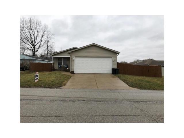 654 S Kentucky Street, Danville, IN 46122 (MLS #21541650) :: Heard Real Estate Team
