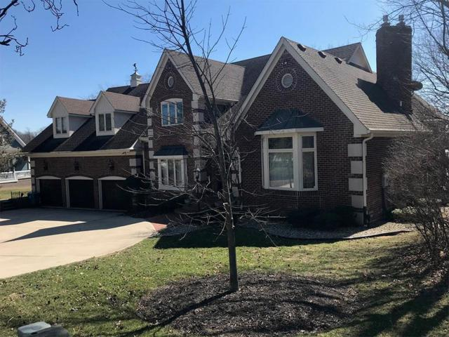 8629 Key Harbour Court, Indianapolis, IN 46236 (MLS #21541652) :: FC Tucker Company