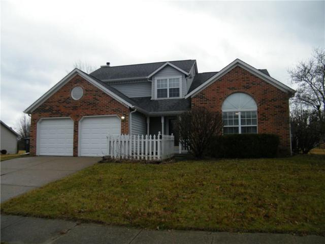 7815 Bayridge Drive, Indianapolis, IN 46236 (MLS #21541668) :: Heard Real Estate Team