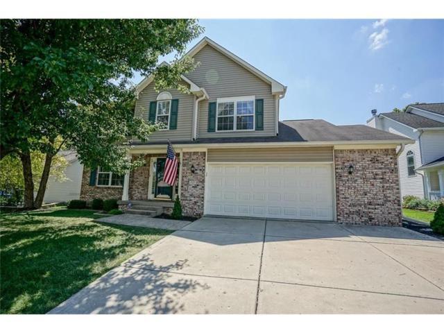 1727 Emerald Pines Lane, Westfield, IN 46074 (MLS #21541691) :: Heard Real Estate Team