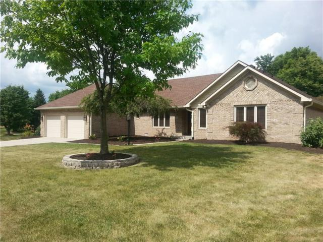 1000 Silver Valley Drive, Greenwood, IN 46142 (MLS #21541759) :: Heard Real Estate Team