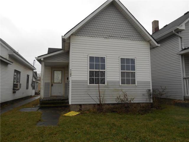 1147 Spann Avenue, Indianapolis, IN 46203 (MLS #21541858) :: Heard Real Estate Team