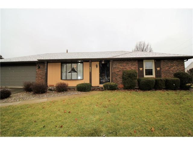 4307 East Avenue, Anderson, IN 46013 (MLS #21541884) :: The Evelo Team