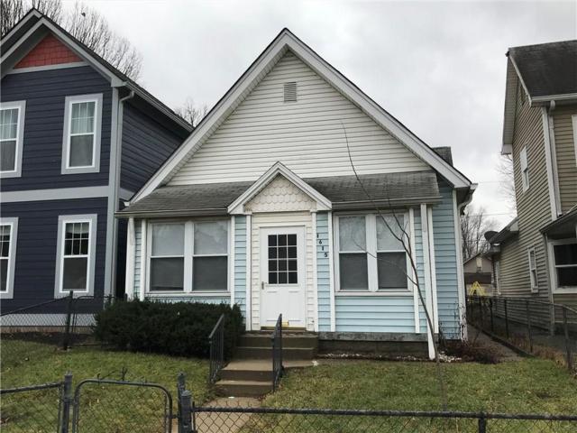 1615 Spann Avenue, Indianapolis, IN 46203 (MLS #21541900) :: Heard Real Estate Team