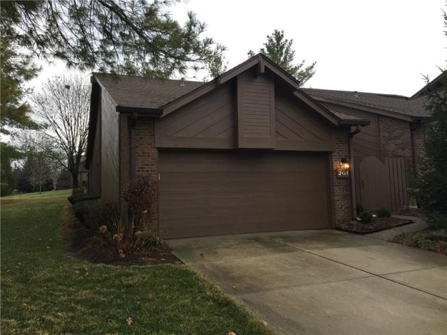 201 Brighton Court, Greenwood, IN 46143 (MLS #21541903) :: Indy Scene Real Estate Team