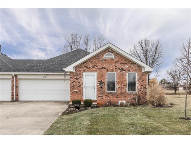 835 S School Street #13, Brownsburg, IN 46112 (MLS #21542006) :: Indy Scene Real Estate Team