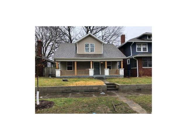 801 N Gladstone Avenue N, Indianapolis, IN 46201 (MLS #21542076) :: Indy Scene Real Estate Team