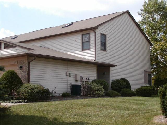 9226 Backwater Drive, Indianapolis, IN 46250 (MLS #21542091) :: The Evelo Team