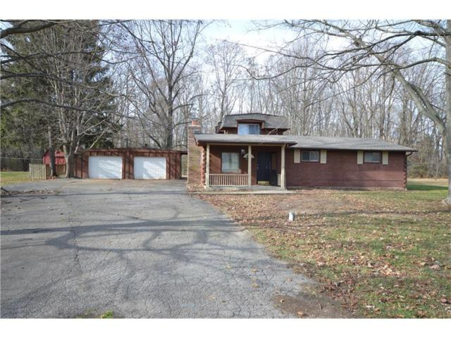 874 S Sycamore Drive, Greenfield, IN 46160 (MLS #21542227) :: RE/MAX Ability Plus