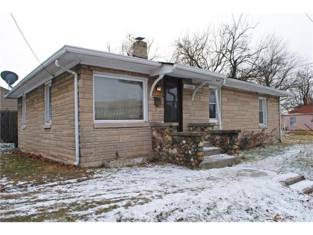 1747 E 30th Street, Indianapolis, IN 46218 (MLS #21542249) :: Indy Plus Realty Group- Keller Williams