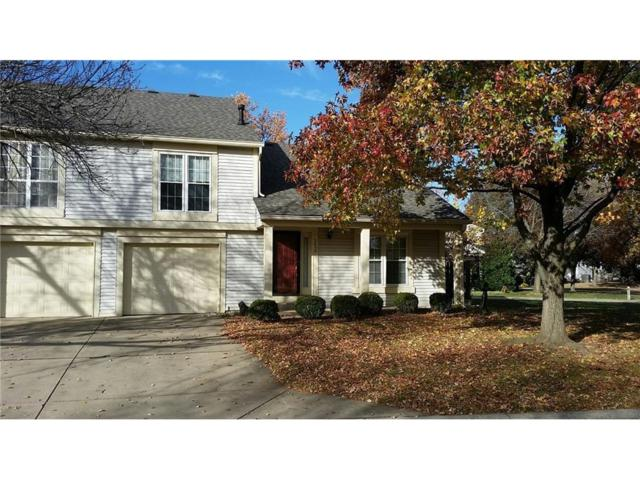 2630 Chaseway Court, Indianapolis, IN 46268 (MLS #21542270) :: The Evelo Team