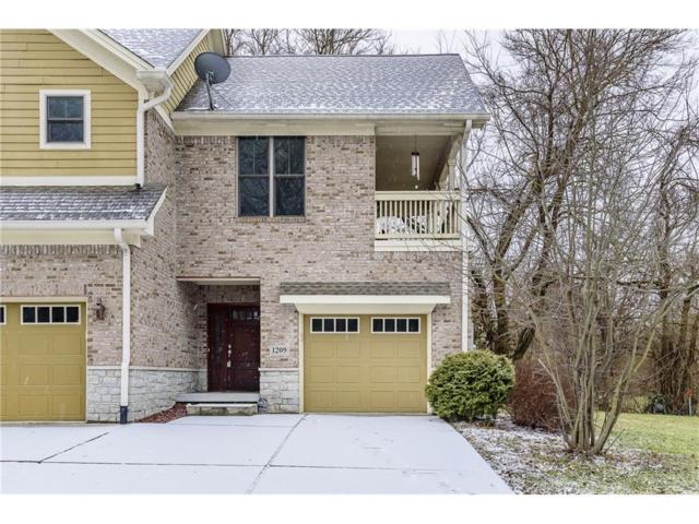 1209 Westfield Court, Indianapolis, IN 46220 (MLS #21542271) :: Indy Scene Real Estate Team