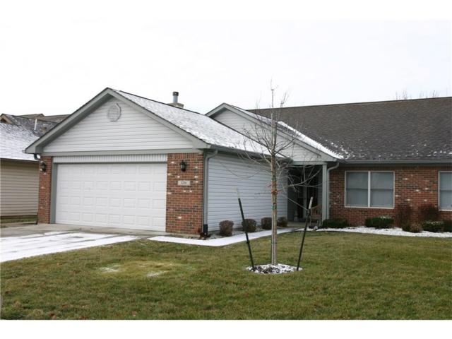 1256 Lexington Trail, Greenfield, IN 46140 (MLS #21542319) :: The ORR Home Selling Team