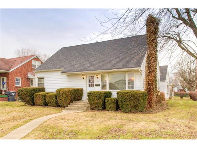 502 W Adams Street, Alexandria, IN 46001 (MLS #21542342) :: The ORR Home Selling Team