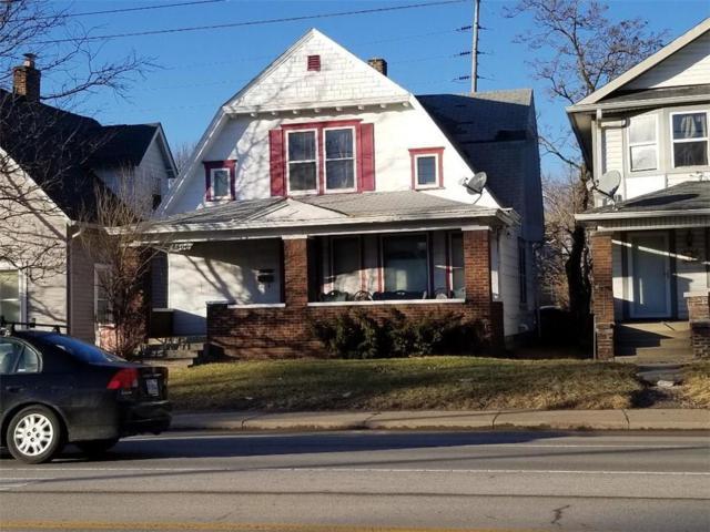 4506 E Washington Street, Indianapolis, IN 46201 (MLS #21542422) :: Indy Scene Real Estate Team