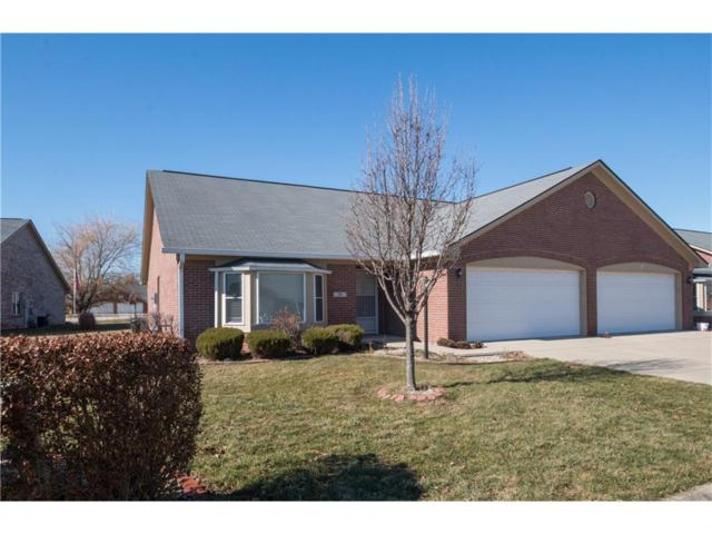 198 Lake View Court, Avon, IN 46123 (MLS #21542659) :: The Evelo Team