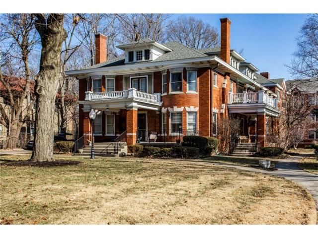 3435 N Pennsylvania Street F4, Indianapolis, IN 46205 (MLS #21542679) :: The Evelo Team