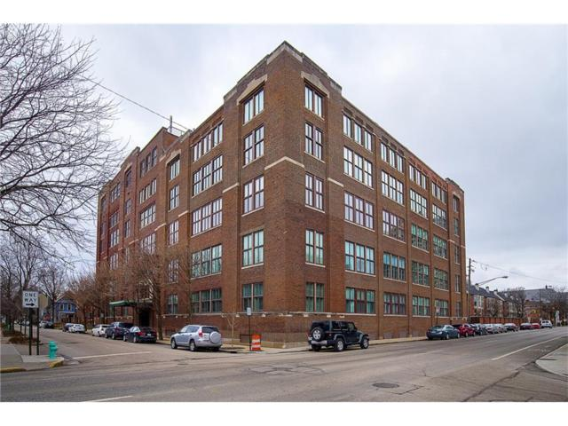 430 N Park Avenue #307, Indianapolis, IN 46202 (MLS #21542762) :: Indy Scene Real Estate Team