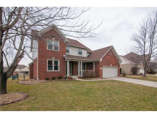 102 Hudson Bay Lane, Greenwood, IN 46142 (MLS #21542797) :: RE/MAX Ability Plus