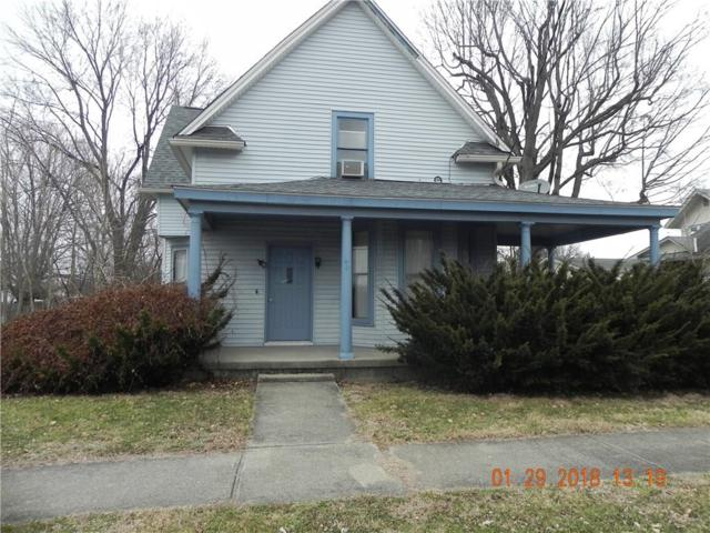 40 E Mulberry Street, Morgantown, IN 46160 (MLS #21542901) :: RE/MAX Ability Plus