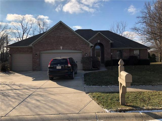 7945 Meadow Bend Drive, Indianapolis, IN 46259 (MLS #21542933) :: RE/MAX Ability Plus