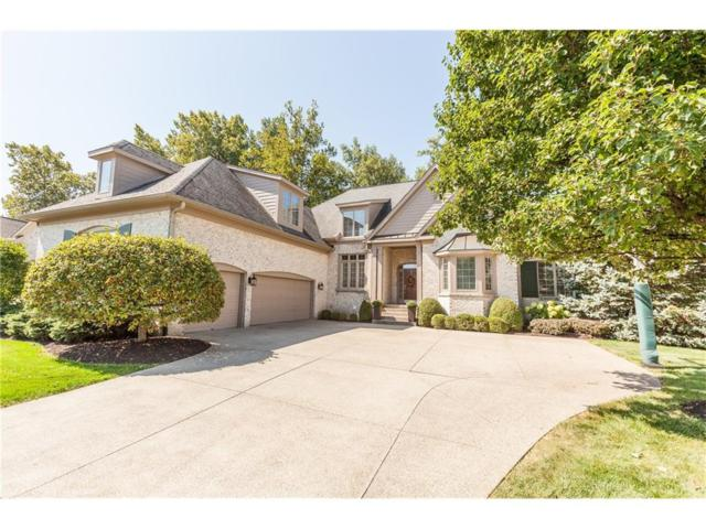 8076 Heyward Drive, Indianapolis, IN 46250 (MLS #21543015) :: The ORR Home Selling Team