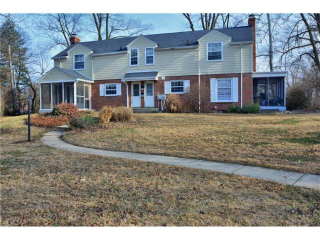 25 & 27 Northview Drive, Indianapolis, IN 46208 (MLS #21543031) :: Indy Scene Real Estate Team