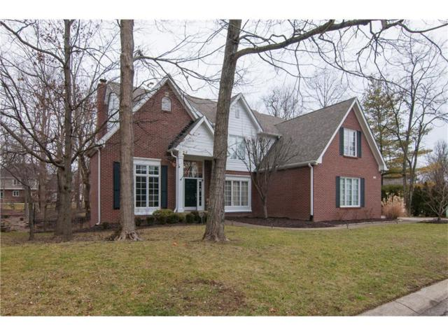 7336 Oakland Hills Court, Indianapolis, IN 46236 (MLS #21543039) :: Indy Scene Real Estate Team