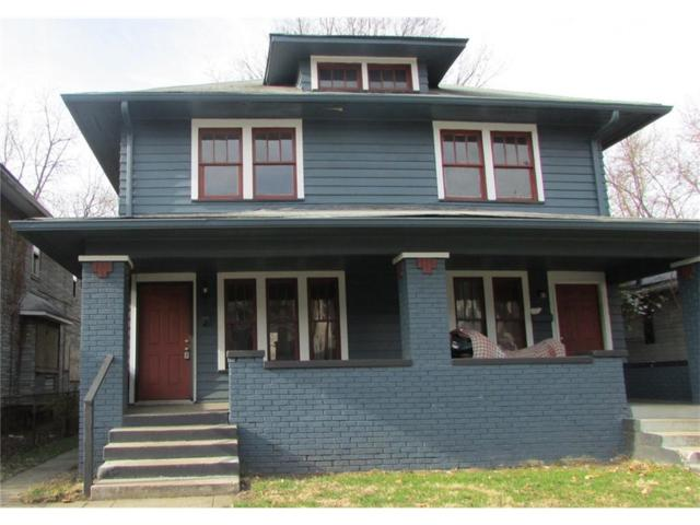 3632 Salem Street, Indianapolis, IN 46208 (MLS #21543109) :: Indy Scene Real Estate Team