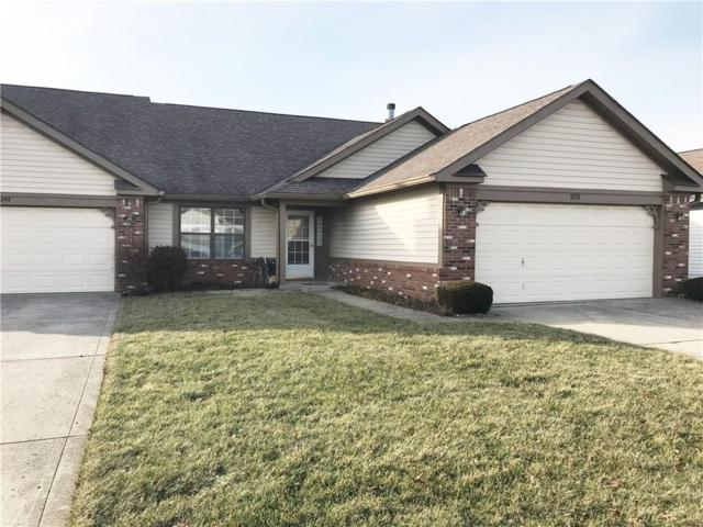 1252 Lexington Trail, Greenfield, IN 46140 (MLS #21543122) :: The ORR Home Selling Team