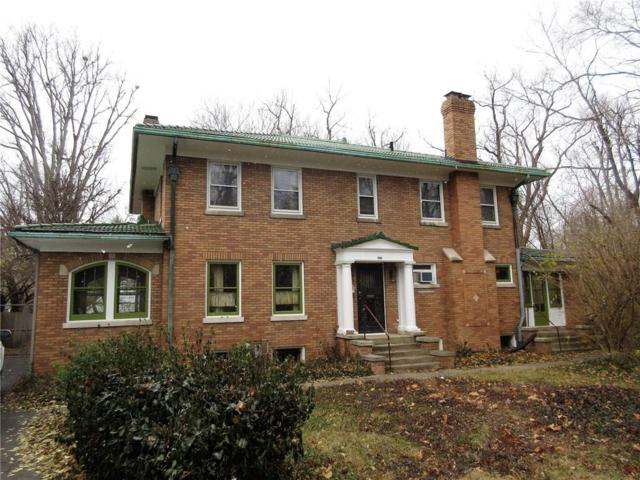 520 Campbell Avenue, Indianapolis, IN 46219 (MLS #21544165) :: Indy Scene Real Estate Team